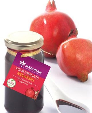 POMEGRANATE-MOLASSES